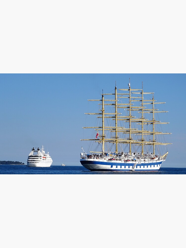 Old vs new ships royal clipper by santoshputhran