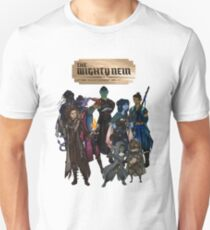 Critical Role: The Mighty Nein Unisex T-Shirt