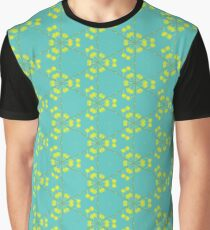 decorate drawings peaceful sank seamless colorful repeat pattern Graphic T-Shirt