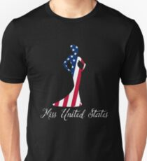 Miss United States Unisex T-Shirt