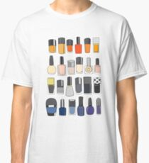 My nail polish collection Classic T-Shirt