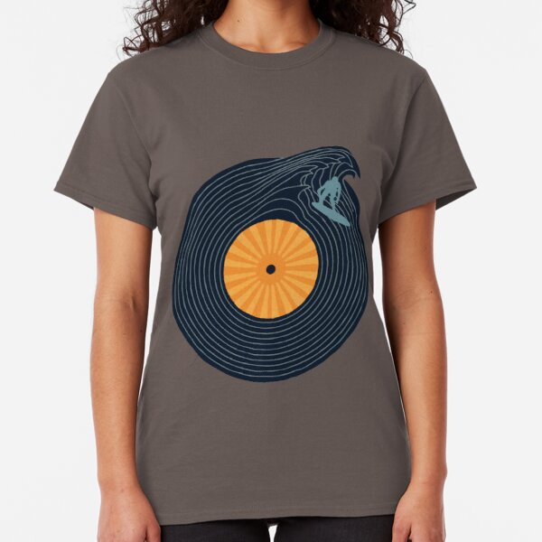 Ride the Music  Classic T-Shirt