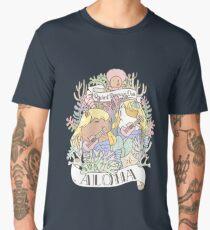 Rodent Mermaid Duo Men's Premium T-Shirt