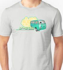 Volkswagen Kombi Tee shirt - Retro Lowlight Kombi Unisex T-Shirt