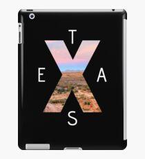 Texas Proud Design iPad Case/Skin