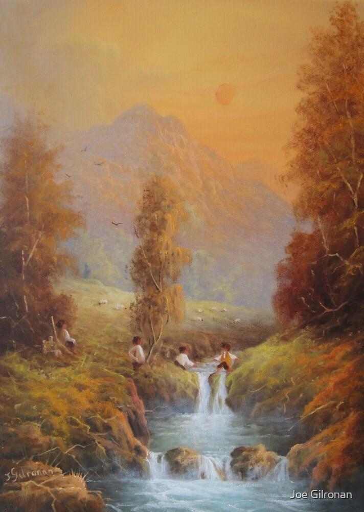 Set For A Fall. by Joe Gilronan