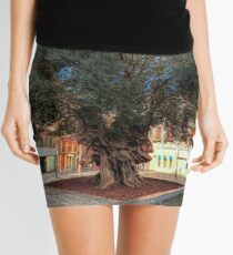 Photomatix-Tennis Mini Skirt