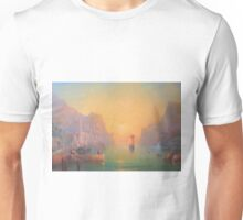 The Gulls Lament (Departing the havens) Unisex T-Shirt