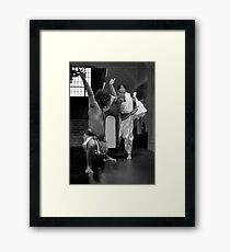 From India With Love  Framed Print