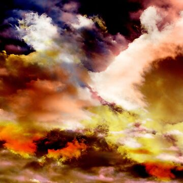 Dooms Day Sky by aliciacounter