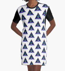 Heaven's Gate: Away Team Graphic T-Shirt Dress