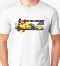 JDC-Miller Motorsports #85 (2018 - light colors) Unisex T-Shirt