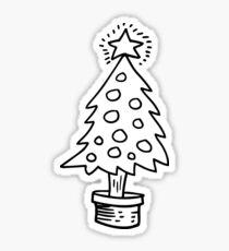 Doodle 02 - HHTY 38 Sticker