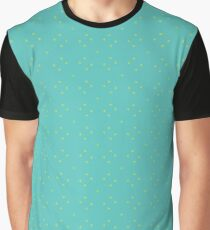 decorate peaceful colors seamless colorful repeat pattern Graphic T-Shirt