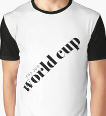 World Cup 2018 Graphic T-Shirt