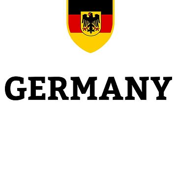Germany German Football Soccer Flag by vladocar