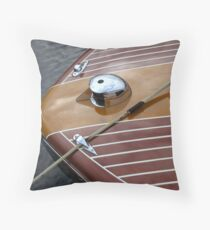 Chris*Craft Beauty Throw Pillow