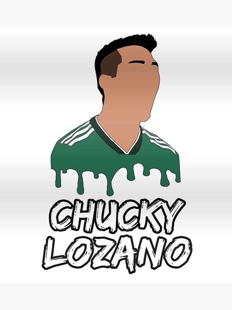 the latest 7174c e517b Chucky Lozano | Poster