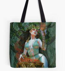 Circe goddess of Enchantments Tote Bag