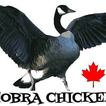 Cobra Chicken by kennedywesley
