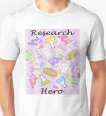 Medical Research Hero Unisex T-Shirt