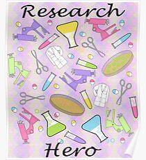 Medical Research Hero Poster