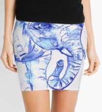The elephant Mini Skirt