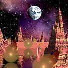 Alien Life Forms by Dean Warwick