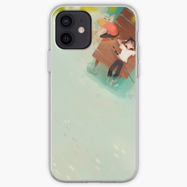 pastimes iPhone Soft Case