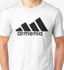 Funny Sporty Parody Armenia Ararat Armenian Gift Unisex T-Shirt