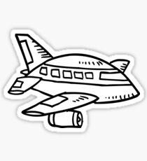 Doodle 02 - HHTY 13 Sticker