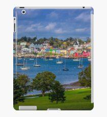 Lunenburg Harbour iPad Case/Skin