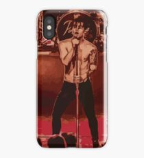 Panic! at the Disco - Brendon Urie Live iPhone Case