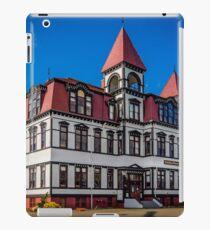 Lunenburg Academy iPad Case/Skin