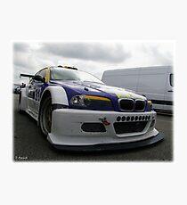 Michael Symons E46 GTR   Photographic Print