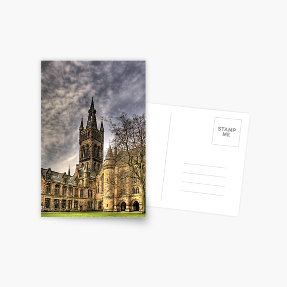 The Quadrangle (2) Postcard