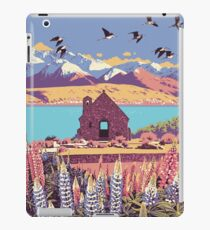 Lake Tekapo iPad Case/Skin