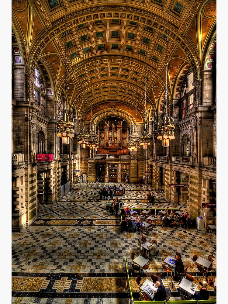 The Big Hall by Shuggie