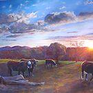 A Sunset for Trevor by Lynda Robinson