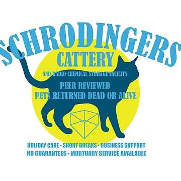 Schrodingers Cattery by siege103