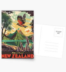 Milford Sound Postcards