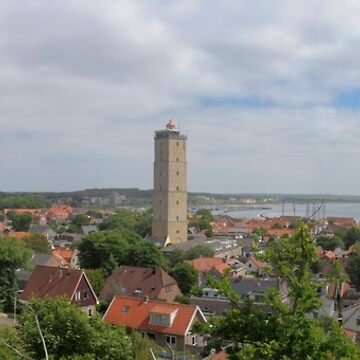 West Terschelling Panorama view by stuwdamdorp