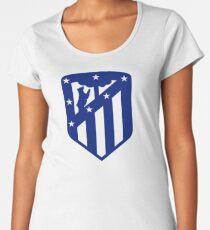 Atletico de madrid Women's Premium T-Shirt