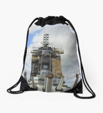 Battleship  Drawstring Bag