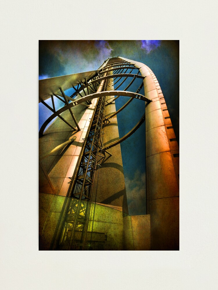 Alternate view of Reach for the Sky Photographic Print