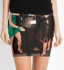 Dominatrix Mini Skirt