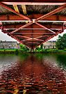 Bridge over Untroubled Waters by Karl Williams