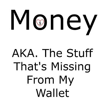 Wallet by moneyneedly