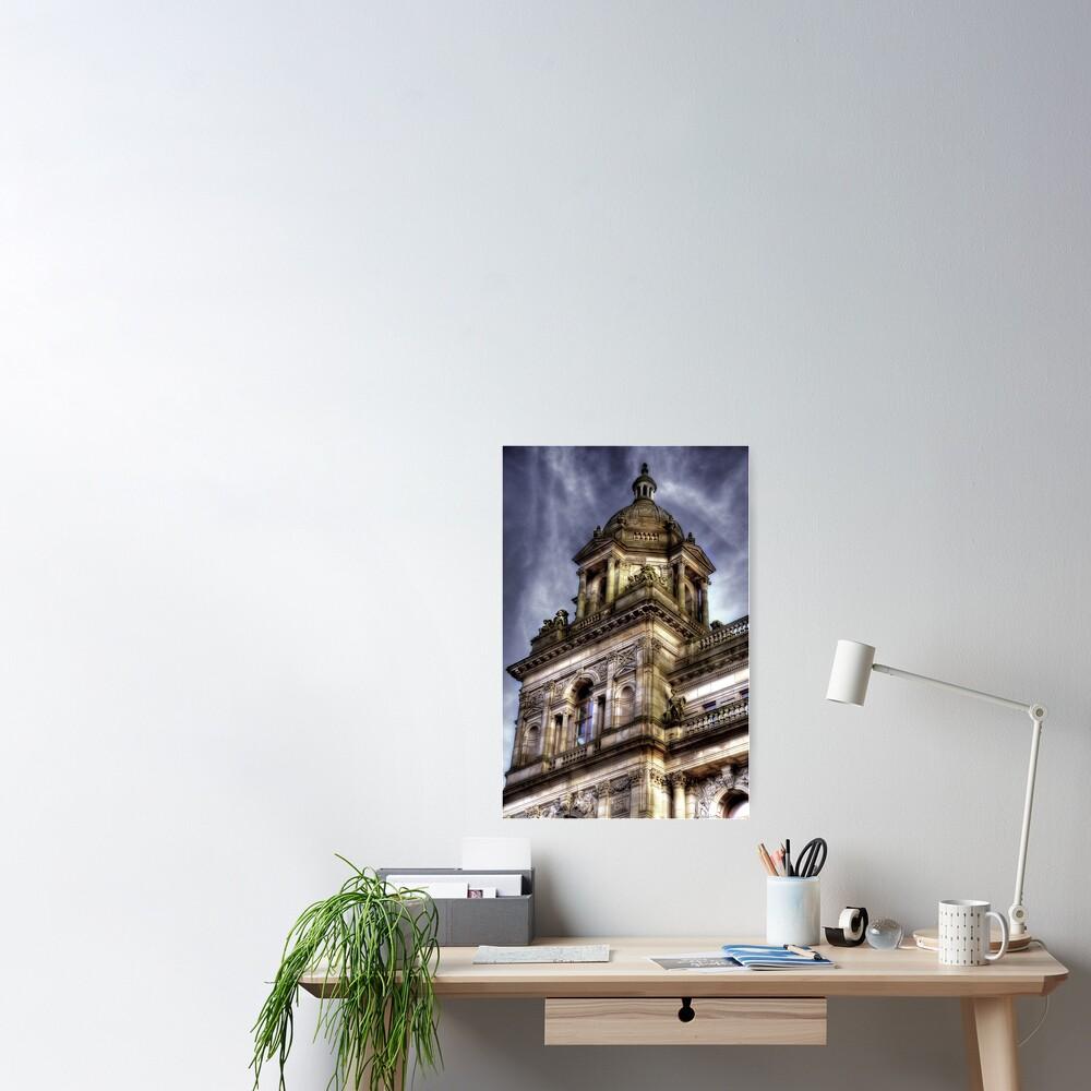 Ornate Poster