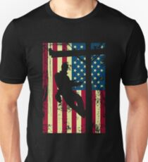 Lineman Unisex T-Shirt